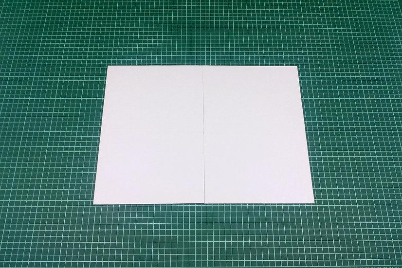 Board (quad-fold) 38x28cm