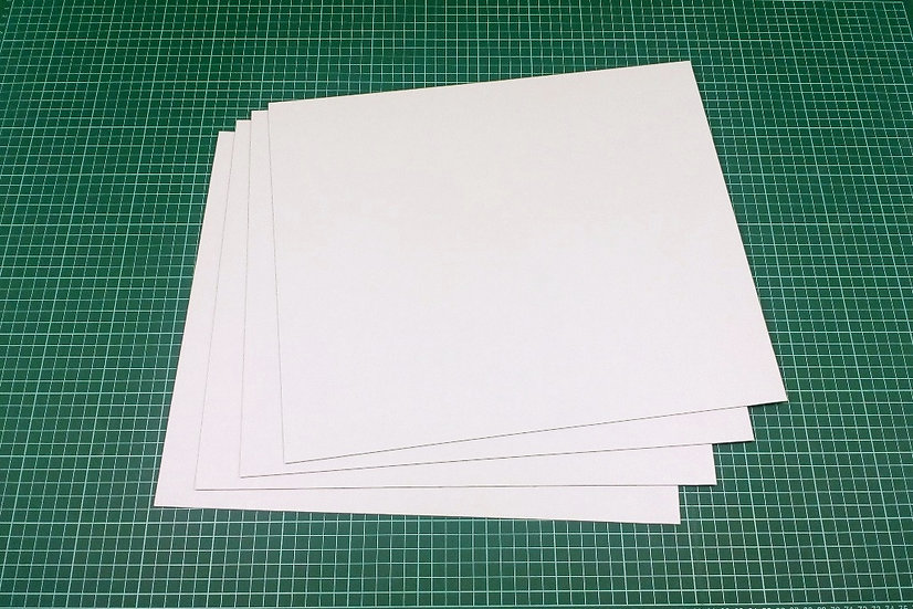 Boards (panels) 39x33cm - PACK: 4