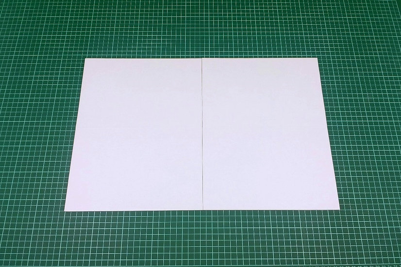 Board (quad-fold) 47x31cm