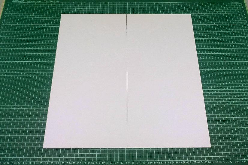 Board (quad-fold) 47x47cm