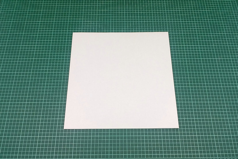 Board (panel) 33x33cm