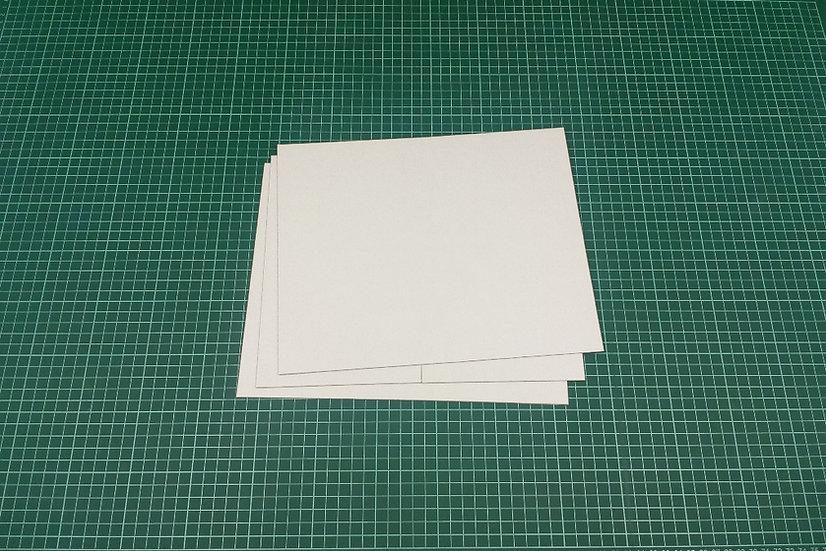 Boards (bi-fold) 28x23cm - PACK: 3