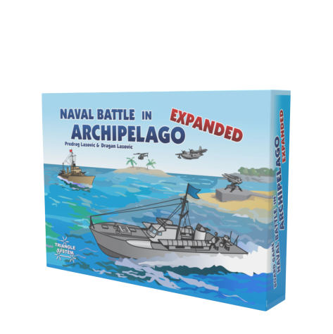 Naval Battle in Archipelago Expanded