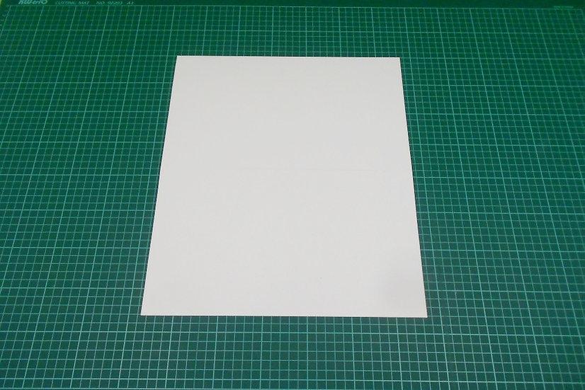 Thin board (bi-fold) 38x32cm