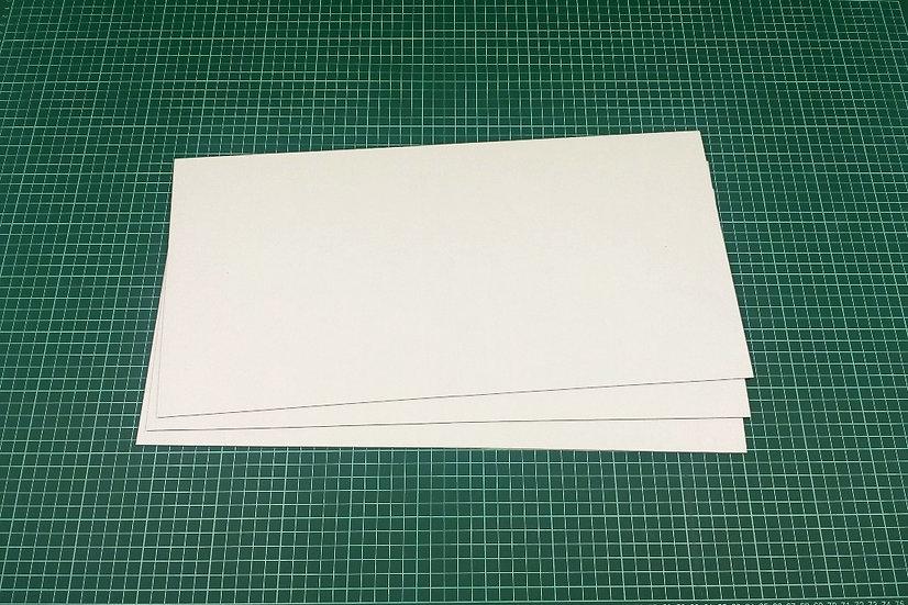 Boards (bi-fold) 47x23,5cm - PACK: 3