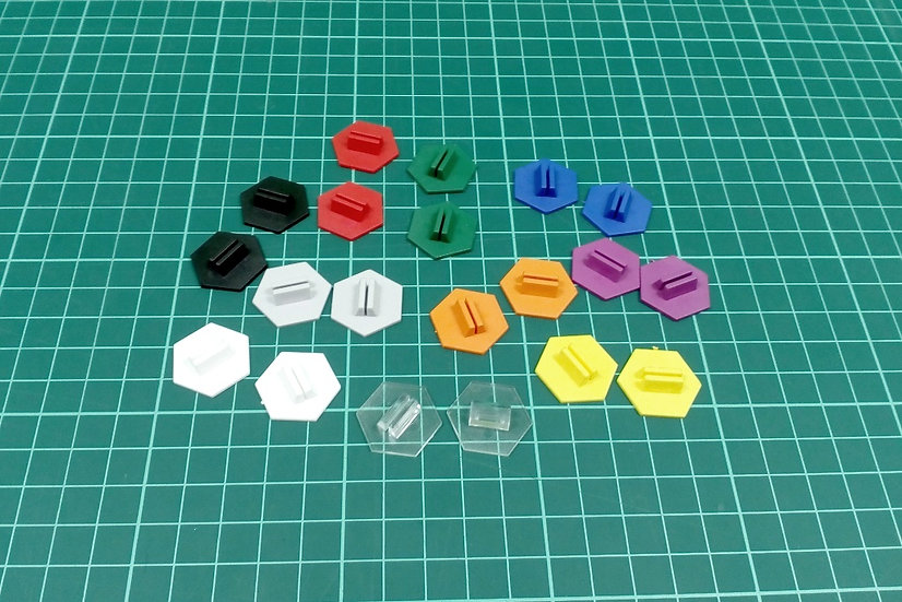 "Stands (23mm) ""SU"" type - PACK: 100"