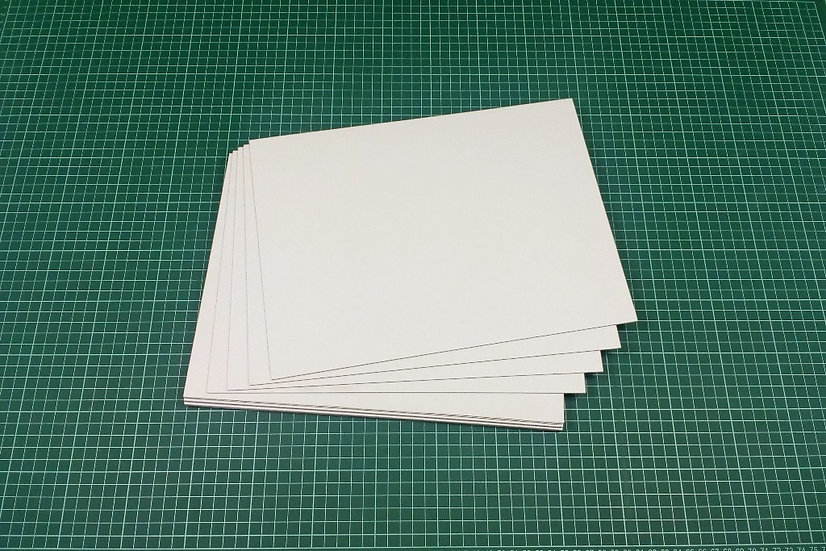 Boards (panels) 31,5x23,5cm - PACK: 12