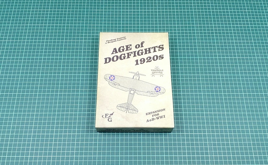 Age of Dogfights: 1920s (expansion for AoD:WWI)
