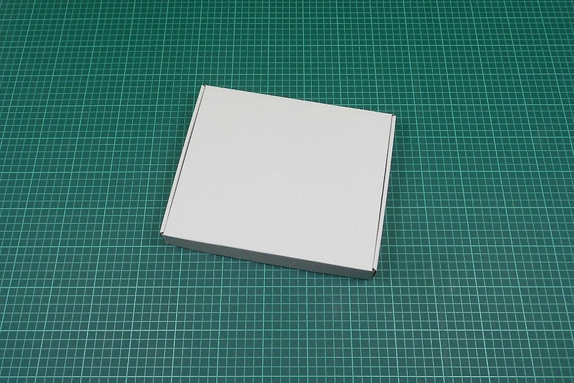 Box 25x21x3cm - corrugated cardboard