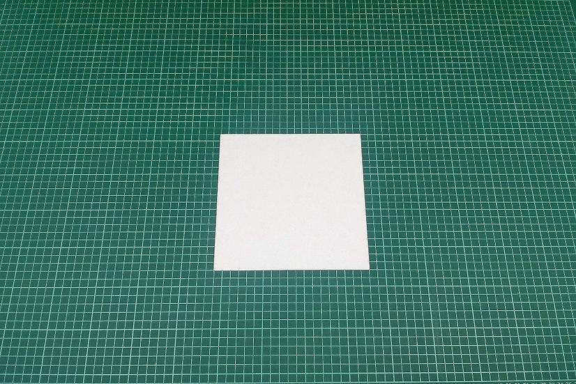 Board (panel) 19x19cm
