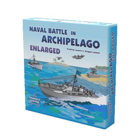 Naval Battle in Archipelago Enlarged