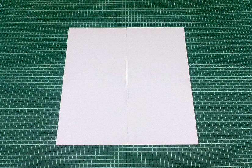Board (quad-fold) 38x38cm