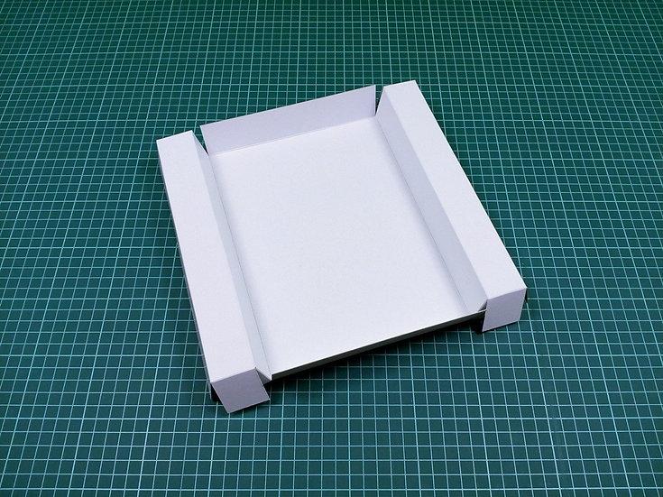 Box insert 24x24cm - h: 3,7cm