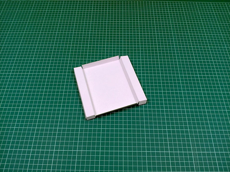 Box insert 15x15cm - h: 1,3cm