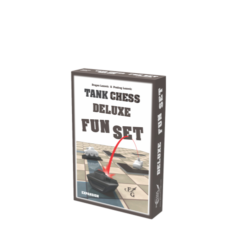 Tank Chess - Deluxe: Fun Set expansion