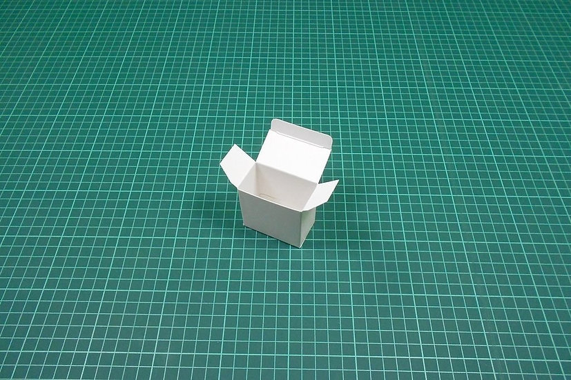 Boxes 5,5x5,5x3cm - thin cardboard - PACK: 6