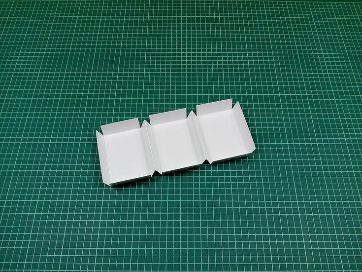 Box insert 20x10cm (for 3 card decks)
