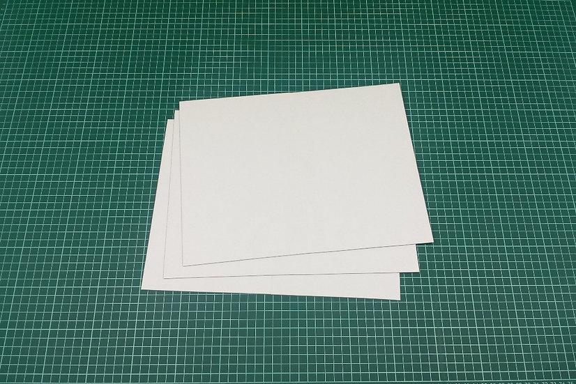 Boards (bi-fold) 31x23,5cm - PACK: 3