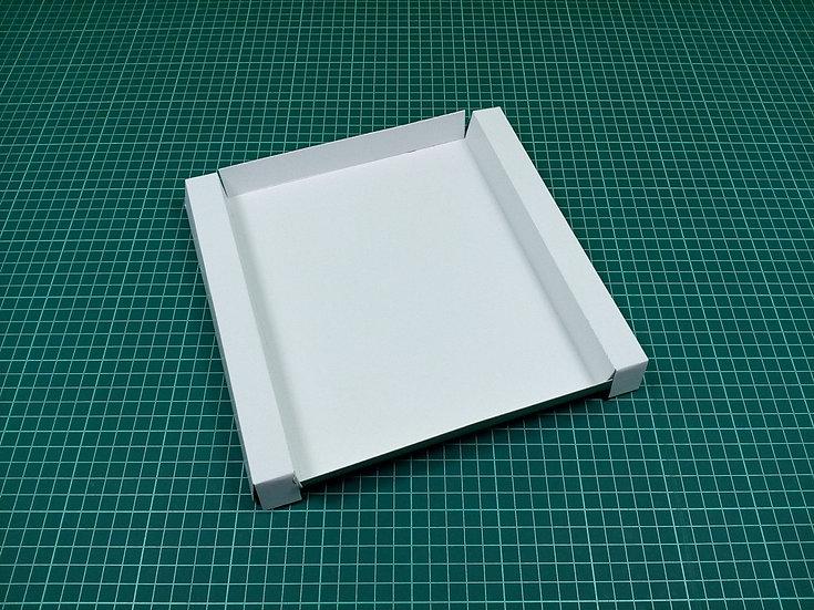 Box insert 24x24cm - h: 2,7cm