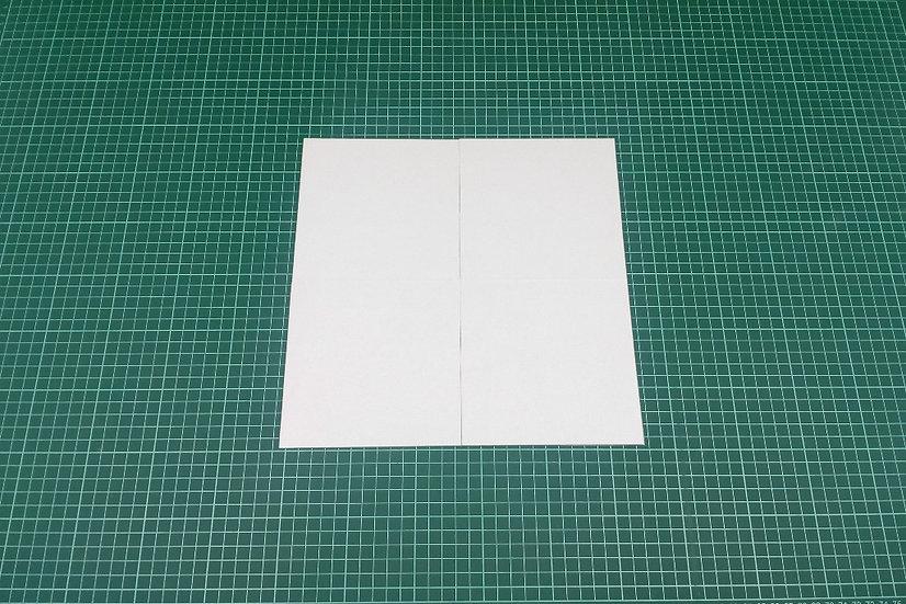 Board (quad-fold) 28x28cm