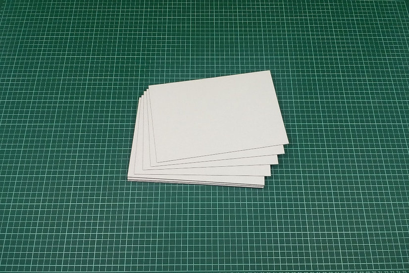 Boards (panels) 23,5x15,5cm - PACK: 12