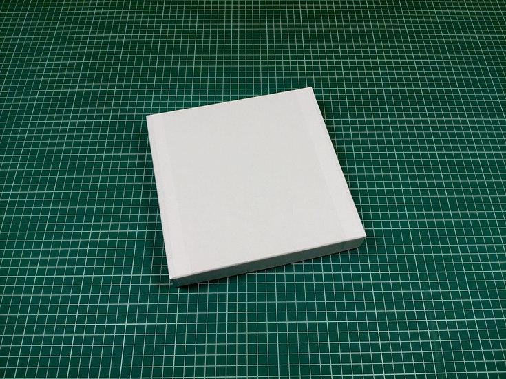 Box 20x20x3cm - hard cardboard