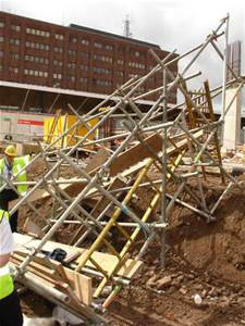 Scaffolding accident: Root Cause-Management