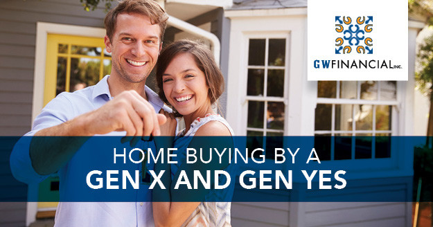 Home Buying by a Gen X and Gen Yes