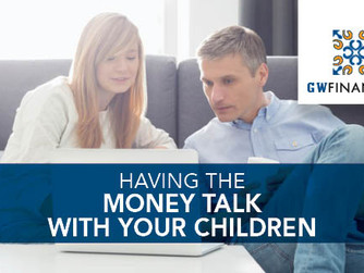 Having the Money Talk with Your Children