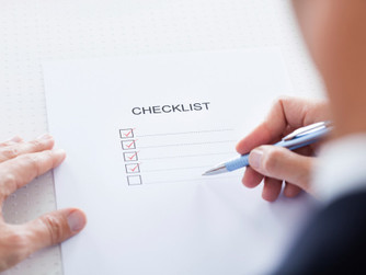 Your Financial To-Do List
