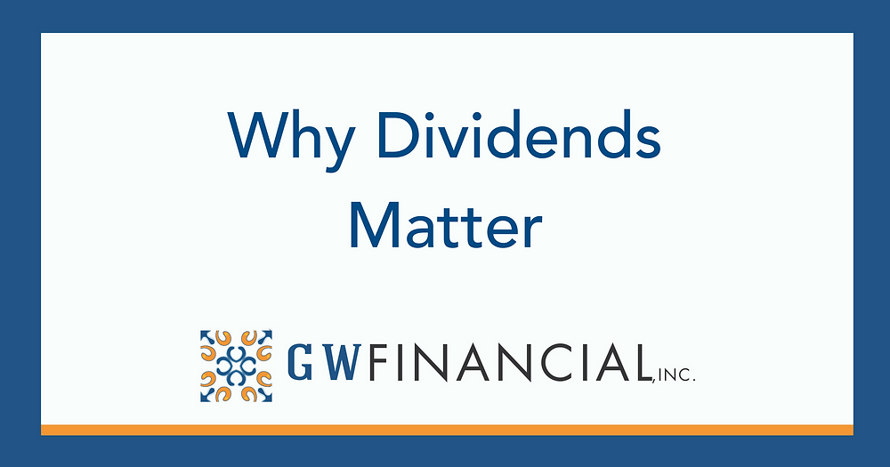 Why Dividends Matter