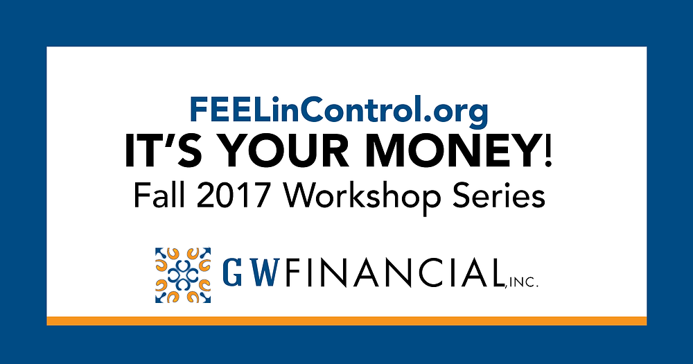 Its Your Money Fall 2017