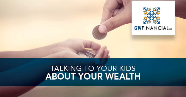 Talking to Your Kids About Your Wealth