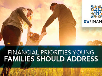 Financial Priorities Young Families Should Address