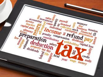 Getting a Jump on Tax Season