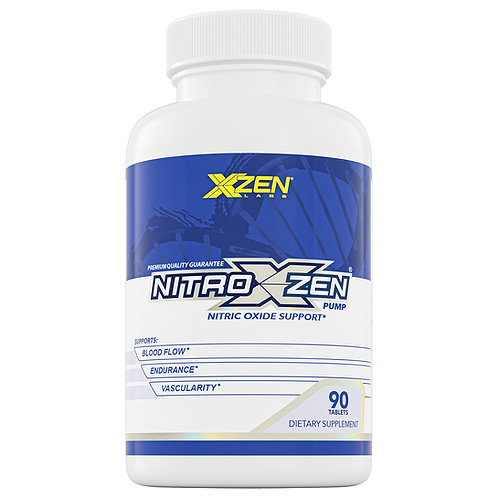 Nitroxzen Pump 90 Tablets