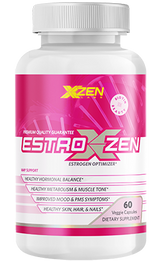 XZEN Labs Estroxzen Estrogen Optimizer Bottle