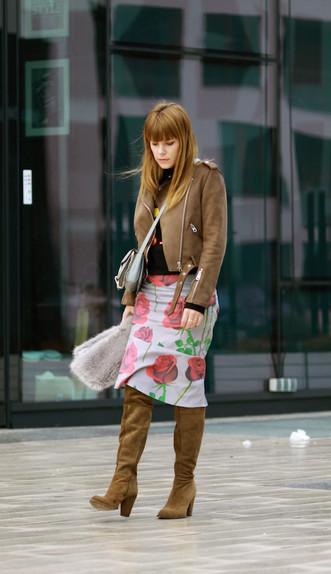 Roses skirt