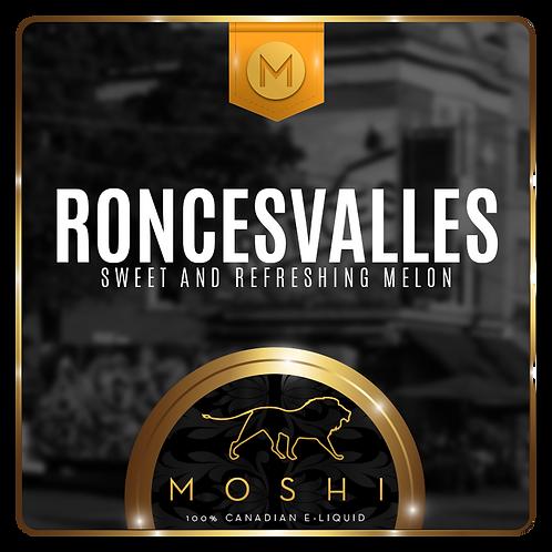 Премиум жидкость MOSHI - Roncesvalles