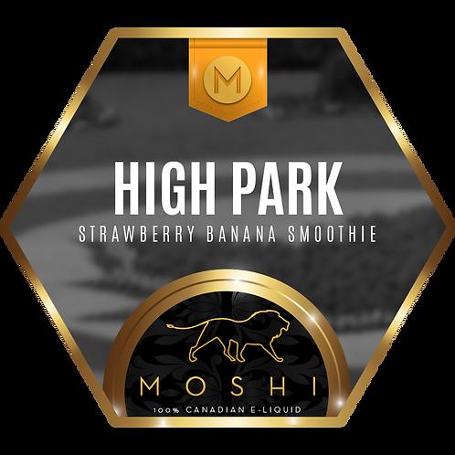 Премиум жидкость MOSHI - High Park