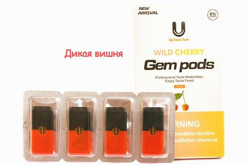 Gem Pods - поды для JUUL - Вкус Вишни