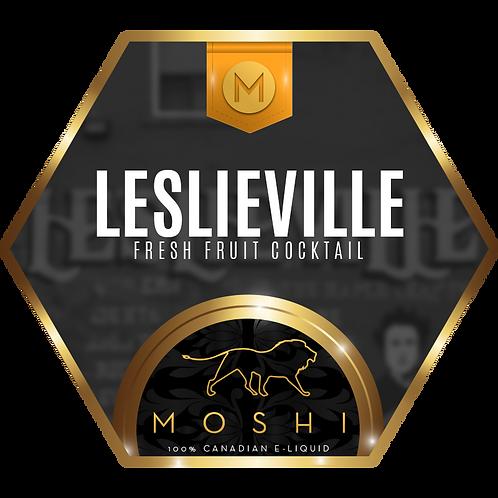 Премиум жидкость MOSHI - Leslieville