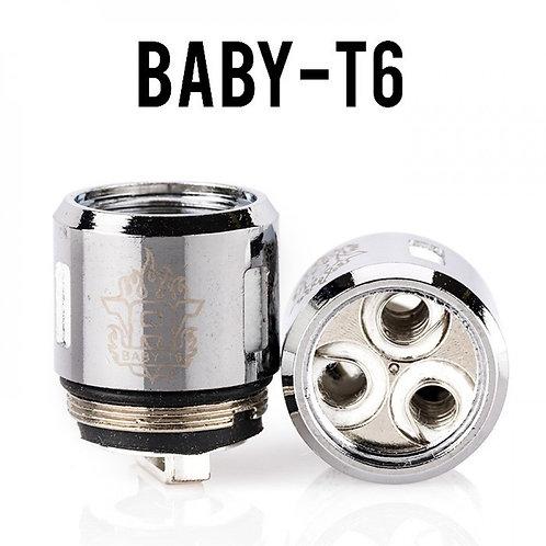 Сменный испаритель Smok TFV8 Baby T6 (6 спиралей)