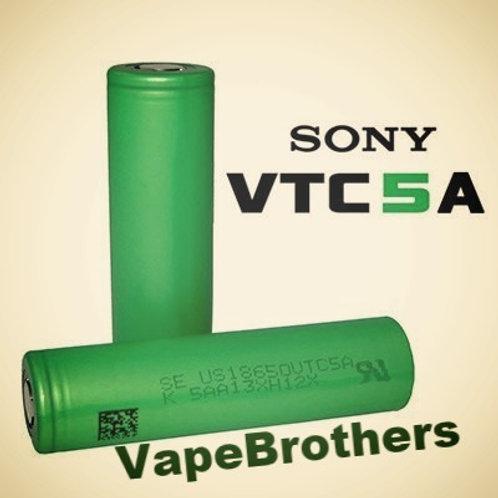 Аккумулятор Sony VTC5A 18650 (2600mAh, 35А) - высокотоковый