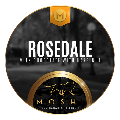 Премиум жидкость MOSHI - Rosedale