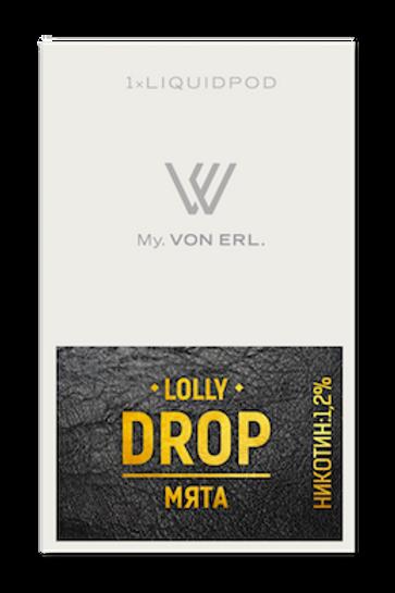 Картридж для Вон Эрл - POD Lolly Drop Mint Party для My Von Erl
