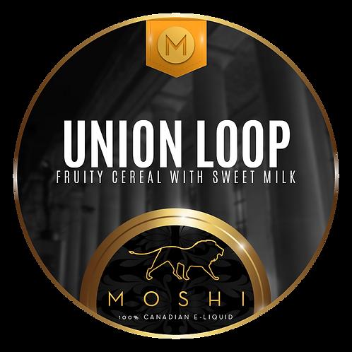 Премиум жидкость MOSHI - Union Loop