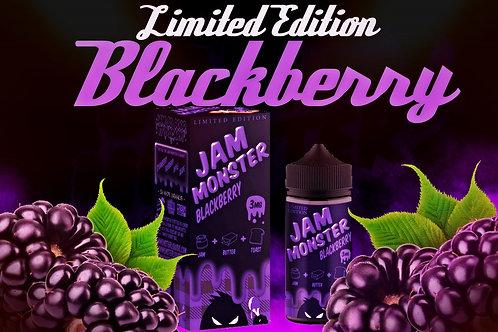 Жидкость Jam Monster Blackberry - 100мл 3мг. ОРИГИНАЛ. США.