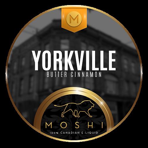 Премиум жидкость MOSHI - Yorkville