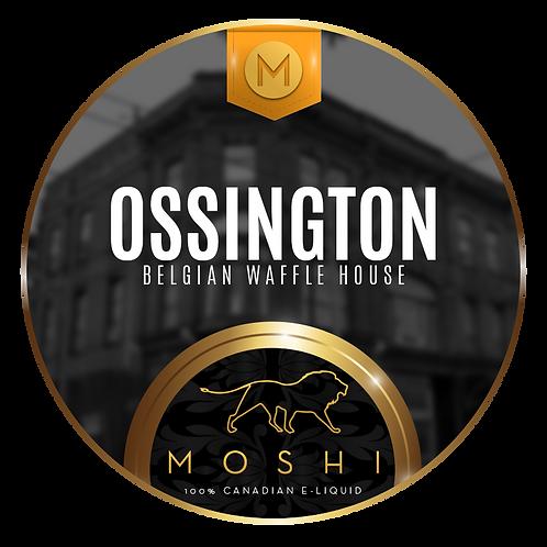 Премиум жидкость MOSHI - Ossington